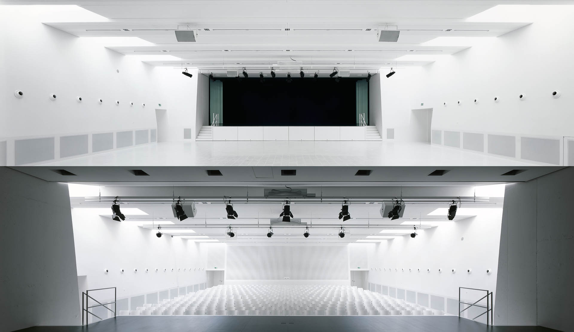 E2A Architekten, Auditorium, Stäfa